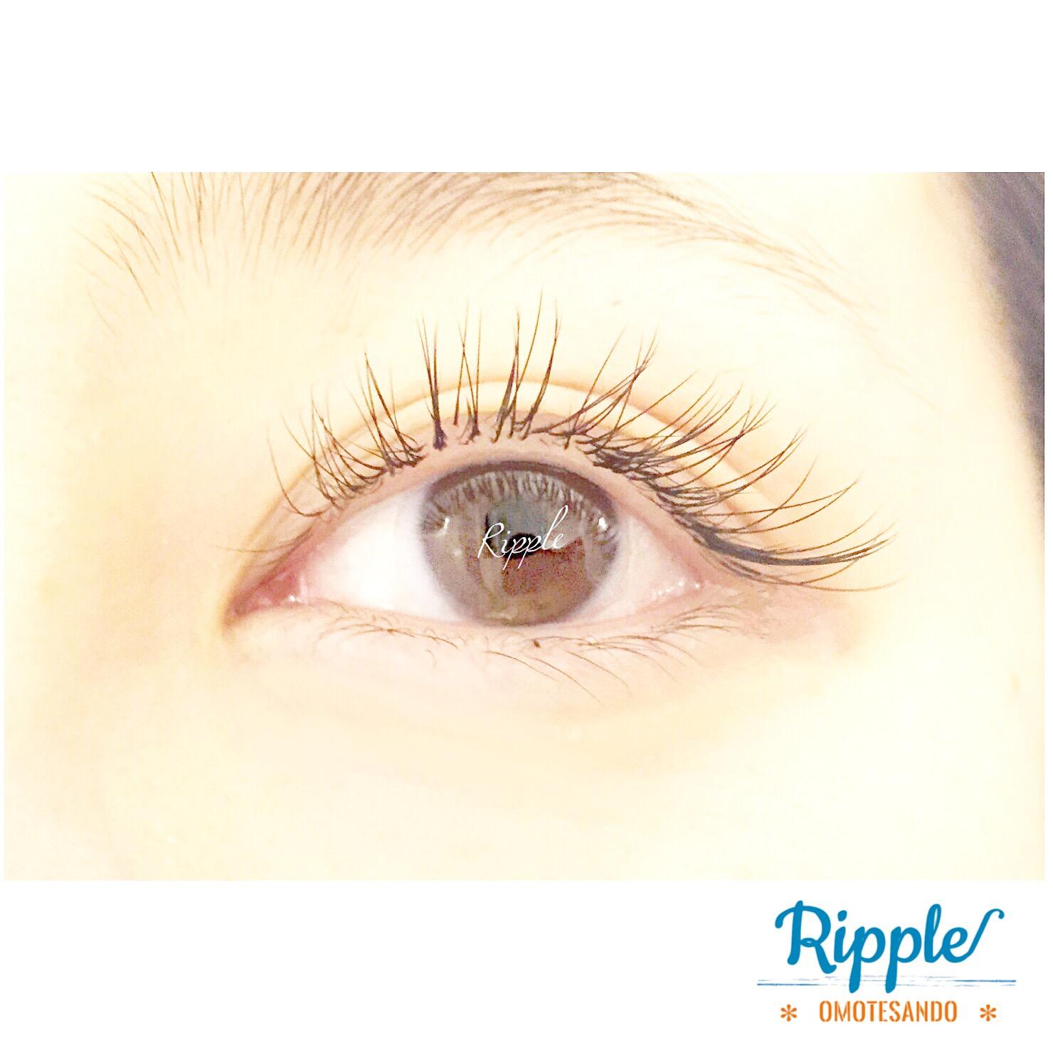 自然に目が大きく見える!自分の目に合ったマツエクの長さの選び方。