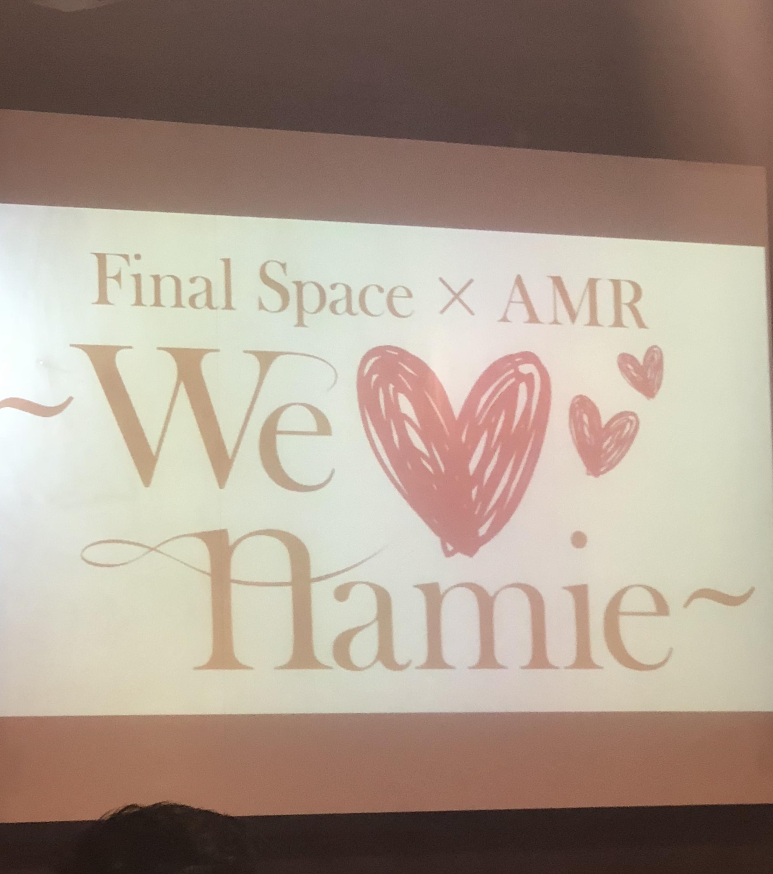 AMR♡アムロナイト